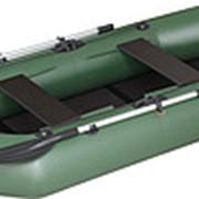 Надувная гребная лодка Kolibri K-290T Профи серии + слань-книжка фото