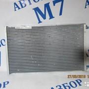 Конденсатор радиатор кондиционера УАЗ патриот 3163 фото