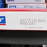 Однорядный радиальный шарикоподшипник 6217/C3VL0241 SKF фото