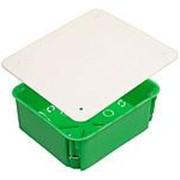 Коробка распред. С/У 160х140х70мм для Г/К метал. лапки HEGEL фото