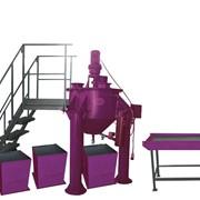 Установка производства хозяйственного мыла УХМ-0,3, 0,3 т/цикл фото