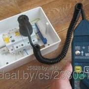Испытание устройств защитного отключения (УЗО) и дифавтоматов фото