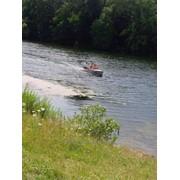 Экскурсии на моторной лодке по Свапе фото