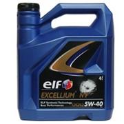 ELF EXCELLIUM NF 5w-40 4L фото