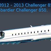 Самолет 2012 - 2013 Challenger 850 фото
