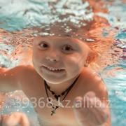 Грудничковое плавание фото