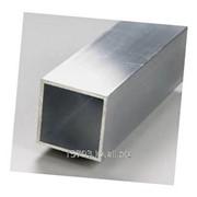 Труба алюминиевая квадратная, размер 12х12х1,2 мм, артикул 13277 фото
