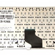 Клавиатура для ноутбука Fujitsu-Siemens NV4005, NV4000 RU, Black Series TGT-938R фото