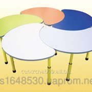 Комплект из 5-ти столов Цветок, 8713х5 фото