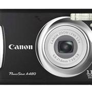 Цифровая камера Canon A480 Black фото