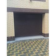 Ворота RYTERNA TL гаражные подъемно-секционные из сэндвич-панелей 3300х2750 фото