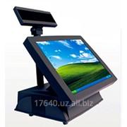 POS терминал с дисплеем покупателя фото