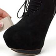 Химчистка и окрашевание обуви фото
