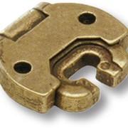 Петля врезная, цвет - старая бронза 3311-22 фото