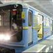 Реклама в метро фото