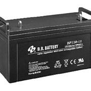 Аккумулятор BB Battery BP 120-12 фото