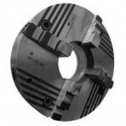 Патрон токарный 4-х кулачковый ПР 4-500.180.J8/J11,С440 d-500 мм БЗСП фото