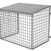 Антивандальная решетка 1200х1000х700 фото