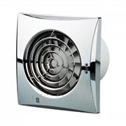 Бытовой вентилятор d100 Вентс 100 Квайт хром фото