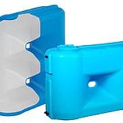 Бак д/воды Combi W-1500 BW (сине-белый) с поплавком (1800х750х1690) фото