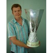 Копия кубка УЕФА фото