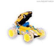 """Автомобиль Mioshi Tech """"Bubble car"""" (р/у, жёлтый, 24,5 см, зарядное устройство и аккумулятор в комплекте) фото"""
