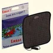 Накидка на сиденье с подогревом ЕМЕЛЯ-1 без спинки фото