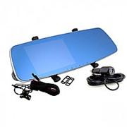 Автовидеорегистратор зеркало + камера ERODA HAD-E409S фото