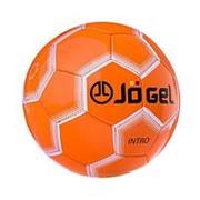 Мяч футбольный Jogel JS-100 Intro №5 оранжевый фото