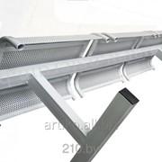 Скамейка стальная фото