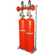 Модуль газового пожаротушения МГП-2-60 фото