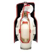 Вантуз - Полиоксиметилен (ПОМ) Трубы для воды, газа, тепла фото