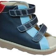 Детская ортопедическая обувь Ortek фото