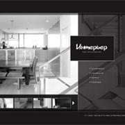 Дизайн промо-сайта фото