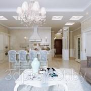 Дизайн квартир в Минске http://3dproject.by фото