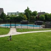 Детский универсальный забор для бассейна фото