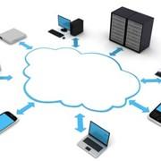 Корпоративное облако SaaS фото