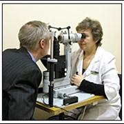 Офтальмологический кабинет фото