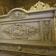 Кровать в стиле ренессанс фото