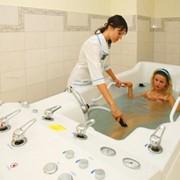 """Водолечение, минеральные ванны в санатории """"Карпатия"""" фото"""