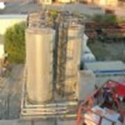 Резервуары вертикальные фото