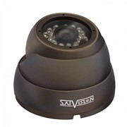 Антивандальная купольная камера фото