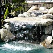Водные композиции в ландшафтном дизайне: ручьи, фонтаны, пруды, болота, водопады и каскады фото