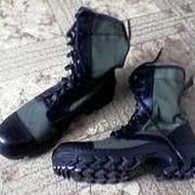 Ботинки Омон летние фото