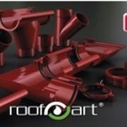 Водостоки пластиковые ROOFART фото