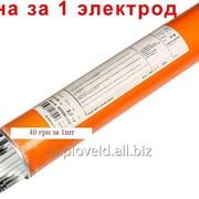 Электрод для сварки алюминиевых сплавов UTP-48 ф3,2 - 4,0мм фото
