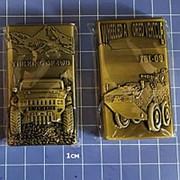 Зажигалка Военные машины 2 модели 1/25 фото