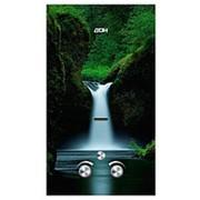 Газовая колонка Дон JSD-20 EGFT waterfall (газовый проточный водонагреватель) фото
