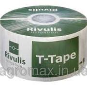 Капельная лента T-Tape ,Rivulis Irrigation 506-10-1350 (3050м) фото