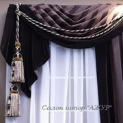 Дизайн штора в Алматы фото